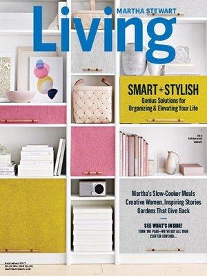 cover image of Martha Stewart Living