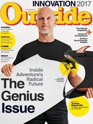 cover image of Outside