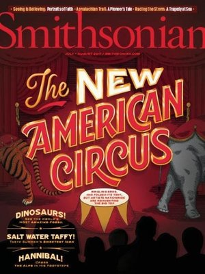 cover image of Smithsonian