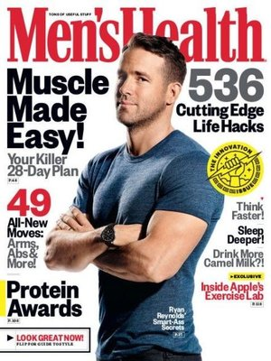 cover image of Men's Health - US edition