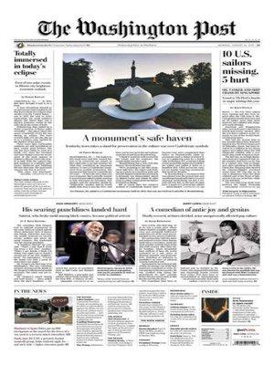 cover image of The Washington Post