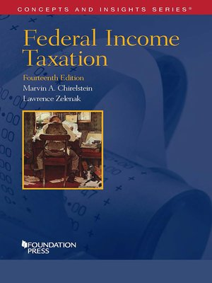 cover image of Federal Income Taxation