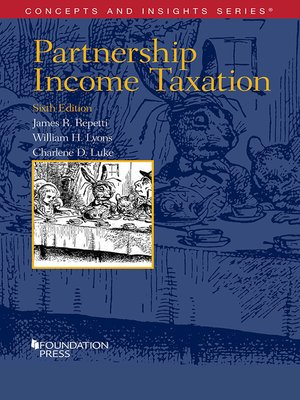 cover image of Partnership Income Taxation