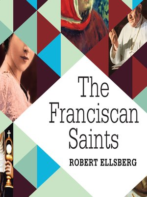 cover image of The Franciscan Saints
