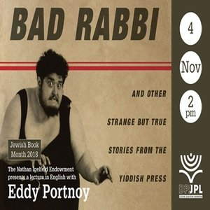 cover image of Bad Rabbi