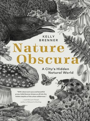 cover image of Nature Obscura