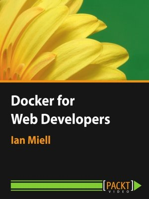 cover image of Docker for Web Developers