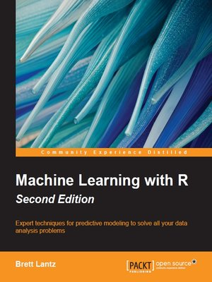 cover image of Machine Learning with R