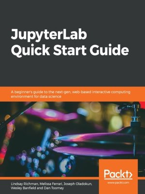 cover image of JupyterLab Quick Start Guide