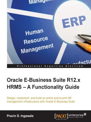 oracle e business suite r12 documentation