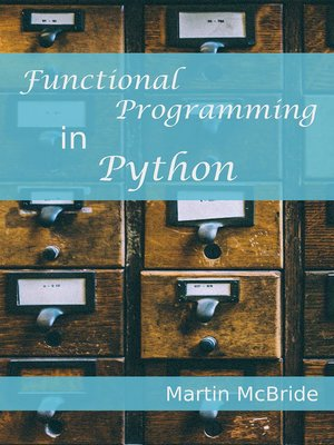 cover image of Functional Programming in Python