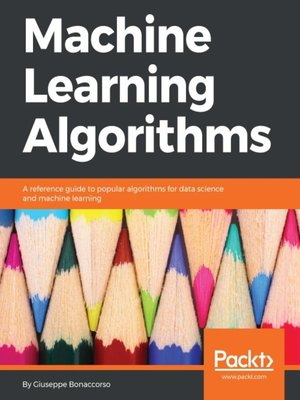 cover image of Machine Learning Algorithms