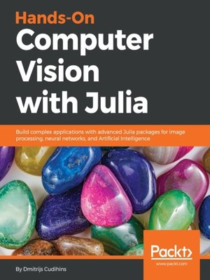 cover image of Hands-On Computer Vision with Julia