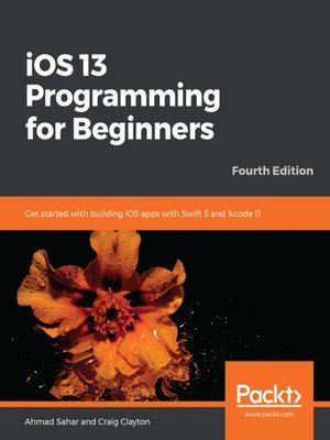 cover image of iOS 13 Programming for Beginners