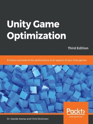 cover image of Unity Game Optimization