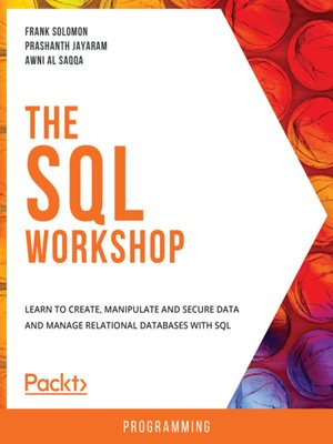 cover image of The SQL Workshop