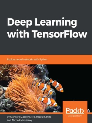 cover image of Deep Learning with TensorFlow