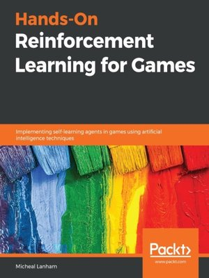 cover image of Hands-On Reinforcement Learning for Games