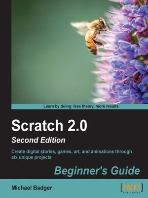 cover image of Scratch 2.0 Beginner's Guide