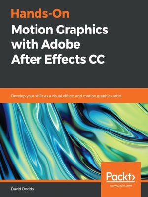 cover image of Hands-On Motion Graphics with Adobe After Effects CC