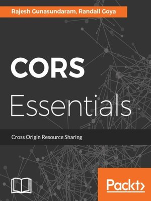 cover image of CORS Essentials