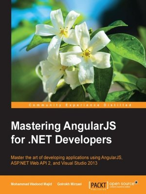Mastering angularjs for developers by mohammad wadood majid cover image fandeluxe Images
