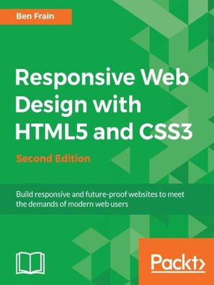 cover image of Responsive Web Design with HTML5 and CSS3