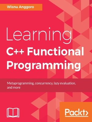 cover image of Learning C++ Functional Programming
