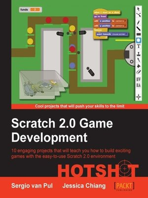 cover image of Scratch 2.0 Game Development Hotshot