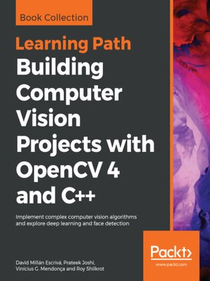 cover image of Building Computer Vision Projects with OpenCV 4 and C++