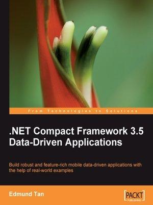 net compact framework 3.5 data driven applications