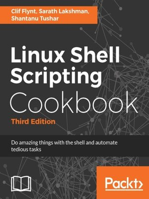 cover image of Linux Shell Scripting Cookbook
