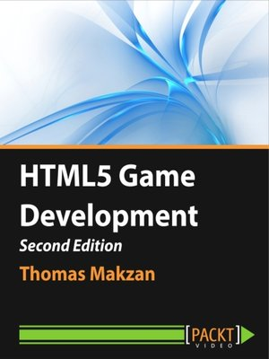 cover image of HTML5 Game Development