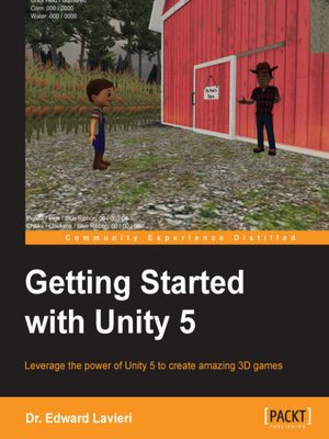 cover image of Getting Started with Unity 5