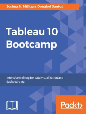 cover image of Tableau 10 Bootcamp