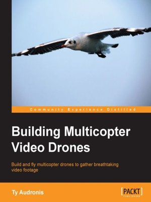 cover image of Building Multicopter Video Drones
