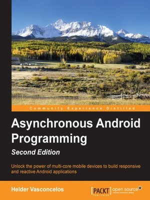 cover image of Asynchronous Android Programming