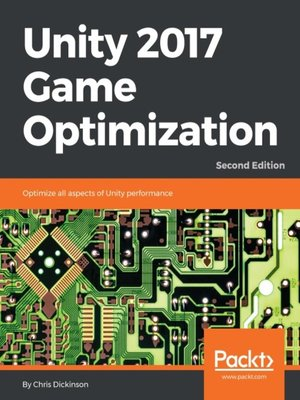 cover image of Unity 2017 Game Optimization