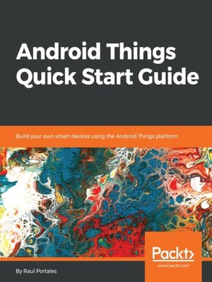 cover image of Android Things Quick Start Guide