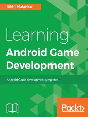 cover image of Learning Android Game Development