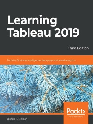 cover image of Learning Tableau 2019
