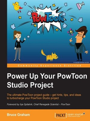 cover image of Power Up Your PowToon Studio Project