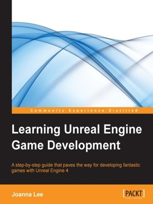 cover image of Learning Unreal Engine Game Development