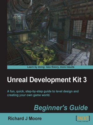 cover image of Unreal Development Kit 3