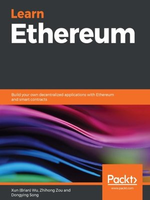 cover image of Learn Ethereum