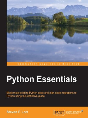 cover image of Python Essentials