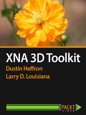 cover image of XNA 3D Toolkit
