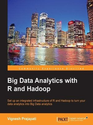 cover image of Big Data Analytics with R and Hadoop