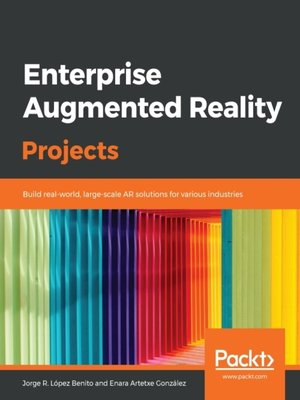cover image of Enterprise Augmented Reality Projects
