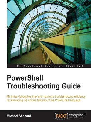 cover image of PowerShell Troubleshooting Guide